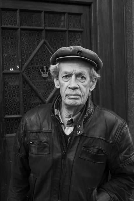 Street Portrait (for and of Joe), 2012