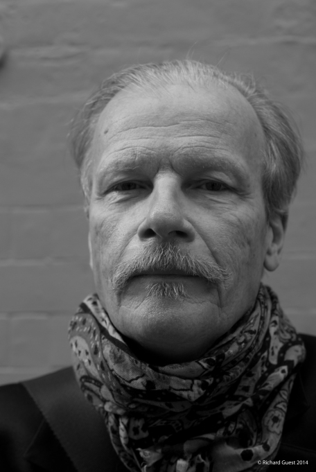 Street Portrait (for and of Charlie McDonald), 2014