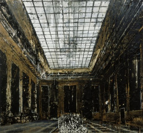 Interior-(Innenraum), 1981 by Anselm Kiefer