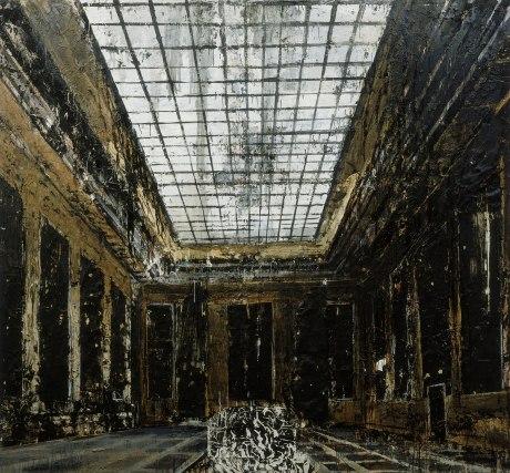 Interior-(Innenraum), 1981 by Anselm Kiefer