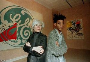 Warhol/Basquiat
