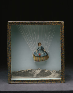 Joseph Cornell, Untitled (Tilly Losch), c. 1935-38