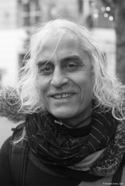 Street Portrait (for and of Ajay), 2016