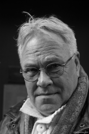 Street Portrait (for and of Han), 2015