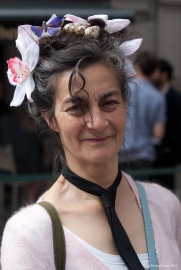 Street Portrait (for and of Imogen Smith), 2016