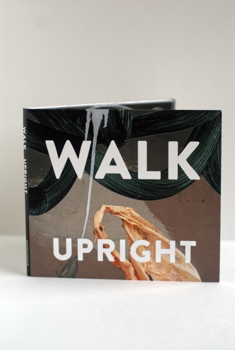 Walk Upright digipak cover
