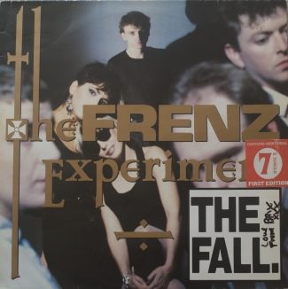 The Frenz Experiment (front cover)