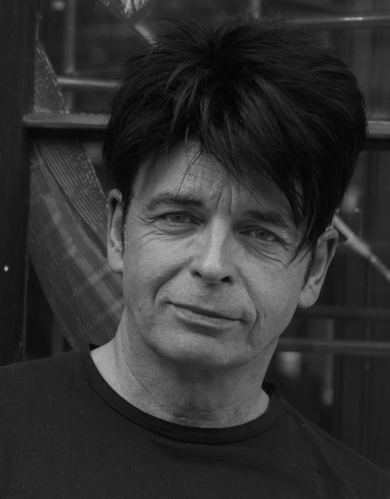 Street Portrait (for and of Gary Numan), 2018