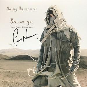 Gary Numan Savage