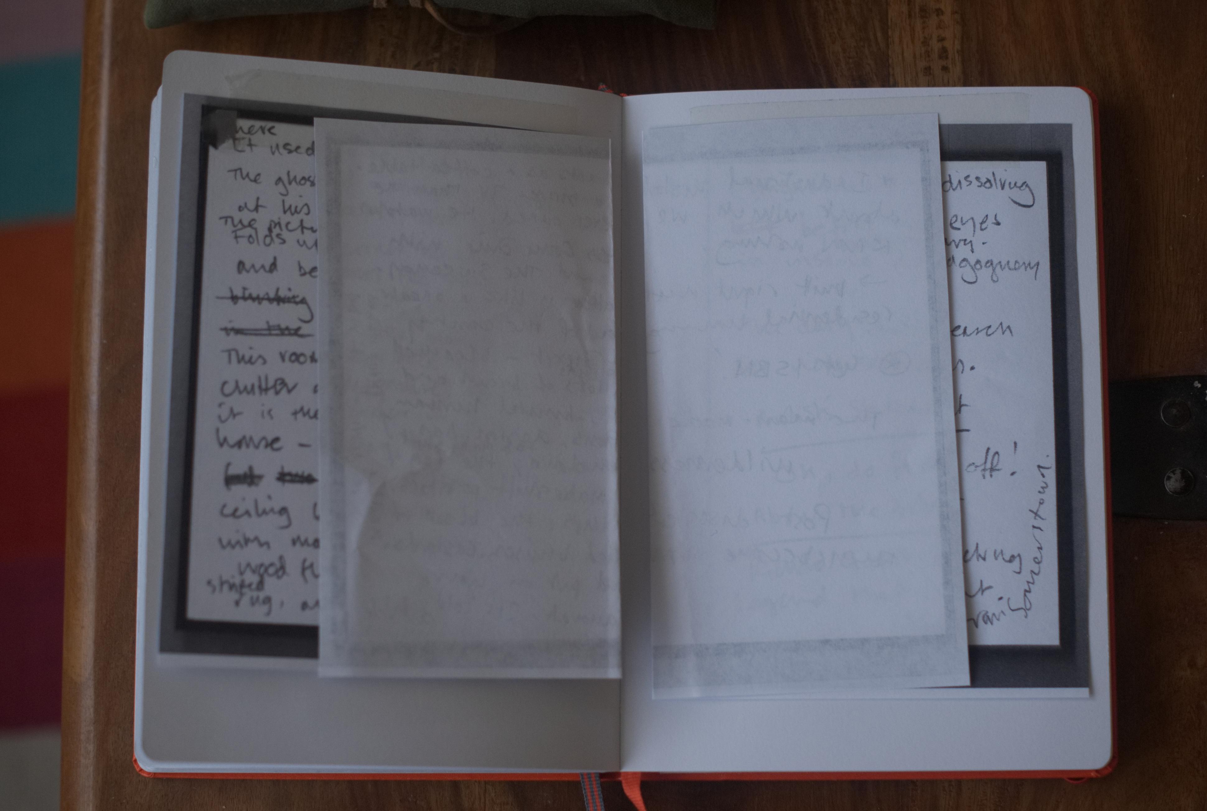 Sketchbook (book ideas)