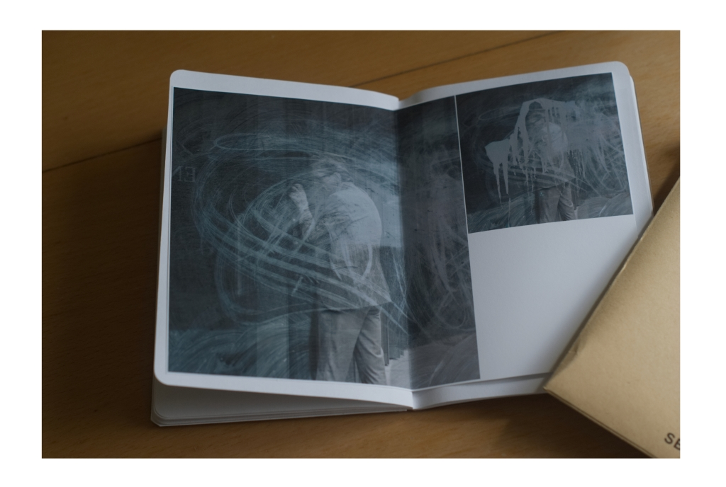 Untitled sketchbook pages, 2018